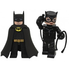 DC BATMAN MOVIE CLASSIC BATMAN & CATWOMAN VINIMATE 2PK (C: 0 @U