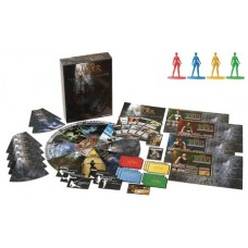 TOMB RAIDER LEGENDS THE BOARD GAME @F