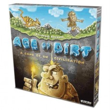 AGE OF DIRT BOARD GAME (C: 0-1-2) @F