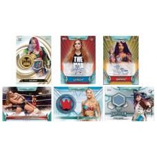 TOPPS 2019 WWE WOMENS DIVISION T/C BOX (Net) (C: 1-1-1) @J
