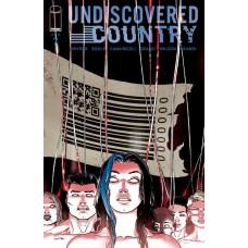 UNDISCOVERED COUNTRY #7 CVR A CAMUNCOLI (MR)