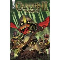 CANTO II HOLLOW MEN #1 (OF 5) CVR A ZUCKER