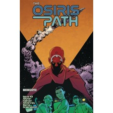 OSIRIS PATH #3 (OF 3) (MR)