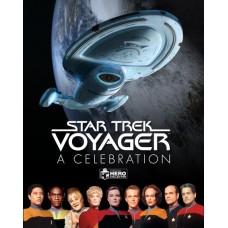 STAR TREK USS VOYAGER CELEBRATION HC