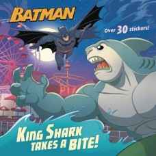 DC SUPER HEROES BATMAN KING SHARK TAKES A BITE YR SC