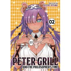 PETER GRILL & PHILOSOPHERS TIME GN VOL 02 (MR)