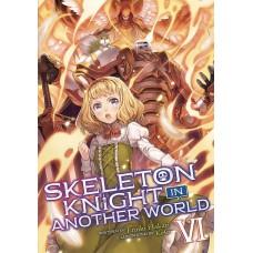 SKELETON KNIGHT IN ANOTHER WORLD LIGHT NOVEL VOL 06