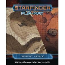 STARFINDER RPG FLIP MAT DESERT WORLD