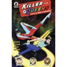 KILLER QUEENS #1 (OF 4) CVR A BALBONI