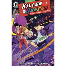 KILLER QUEENS #1 (OF 4) CVR B ABLES