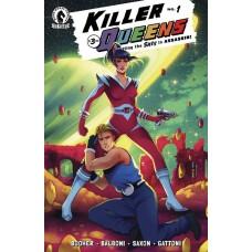 KILLER QUEENS #1 (OF 4) CVR C BARTEL