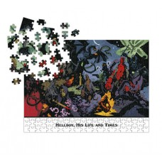HELLBOY HIS LIFE AND TIMES PUZZLE (C: 0-1-2)