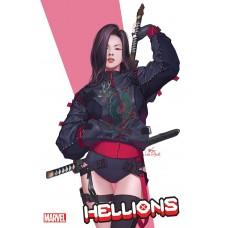 HELLIONS #14 INHYUK LEE AAPIH VAR