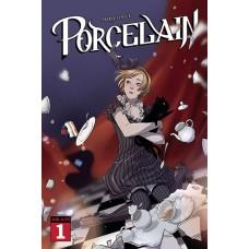 MARIA LLOVETS PORCELAIN #1 CVR C LI