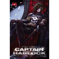 SPACE PIRATE CAPT HARLOCK #3 CVR B LEIRIX