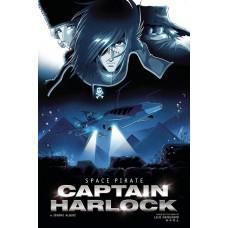 SPACE PIRATE CAPT HARLOCK #3 CVR E ALQUIE