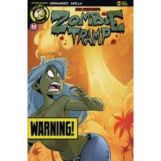 ZOMBIE TRAMP ONGOING #84 CVR B MACCAGNI RISQUE (MR)