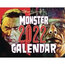 BASIL GOGOS 2022 MONSTER CALENDAR (C: 0-1-0)