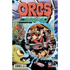 ORCS IN SPACE #3 CVR A VIGNEAULT