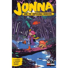 JONNA AND THE UNPOSSIBLE MONSTERS #5 CVR B CANNON