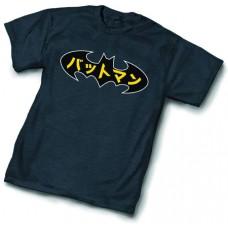 BATMAN SYMBOL/JAPAN T/S MED (C: 1-1-2)