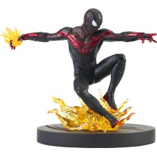 MARVEL GALLERY PS5 MILES MORALES PVC STATUE (C: 1-1-2)