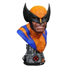 MARVEL LEGENDS IN 3D WOLVERINE 1/2 SCALE BUST (C: 1-1-2)