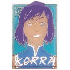 THE LEGEND OF KORRA PASTEL KORRA PIN (C: 1-1-2)