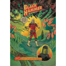 BLACK HAMMER #9 RUBIN MAIN