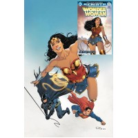 WONDER WOMAN ANNUAL #1 + FCBD WONDER WOMAN