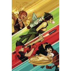 DC COMICS BOMBSHELLS TP VOL 04 QUEENS