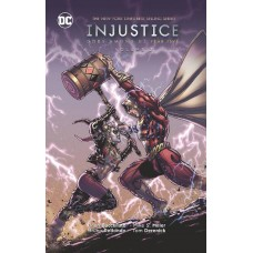INJUSTICE GODS AMONG US YEAR FIVE TP VOL 02