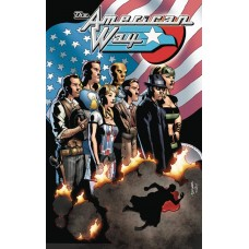 AMERICAN WAY 10TH ANNIVERSARY EDITION TP (MR)