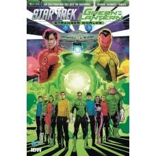 STAR TREK GREEN LANTERN VOL 2 #6 (OF 6)