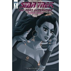 STAR TREK TNG MIRROR BROKEN #1 (OF 6) SUBSCRIPTION VARIANT