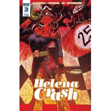 HELENA CRASH #3 (OF 4) SUBSCRIPTION VARIANT
