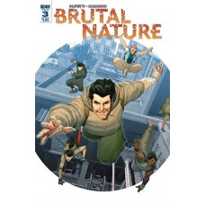 BRUTAL NATURE CONCRETE FURY #3 (OF 5)
