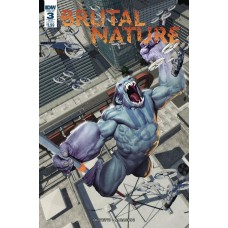 BRUTAL NATURE CONCRETE FURY #3 (OF 5) SUBSCRIPTION VARIANT