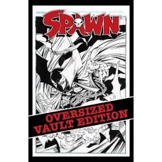 SPAWN VAULT ED HC