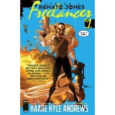 RENATO JONES SEASON TWO #1 (OF 5) (MR)