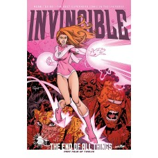 INVINCIBLE #136 (MR)