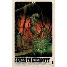 SEVEN TO ETERNITY #6 CVR A OPENA & HOLLINGSWORTH