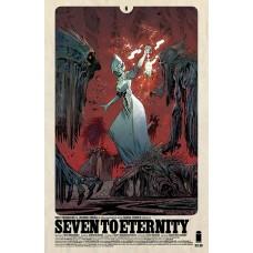 SEVEN TO ETERNITY #6 CVR B HARREN