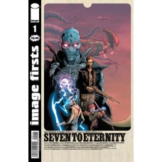 IMAGE FIRSTS SEVEN TO ETERNITY #1 (MR)
