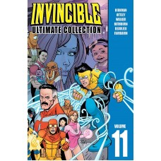 INVINCIBLE HC VOL 11 ULTIMATE COLL (MR)