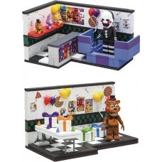 FIVE NIGHTS AT FREDDYS SMALL CONST SET ASST (Net)