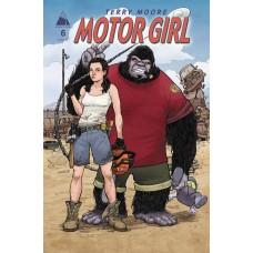 MOTOR GIRL #6