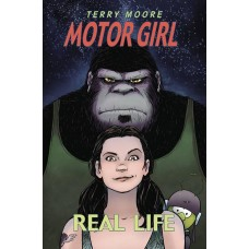MOTOR GIRL TP VOL 01 REAL LIFE