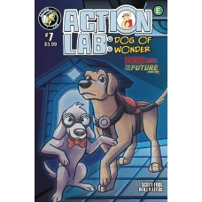 ACTION LAB DOG OF WONDER #7 CVR A LEEDS