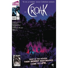 CROAK #1 (OF 3)